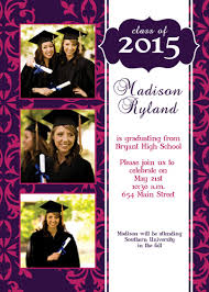 graduation trendy invitation cards collection 2017 19