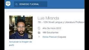 tutorial edmodo profesor edmodo