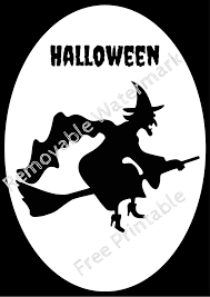 free halloween printable for adding to your halloween decor this