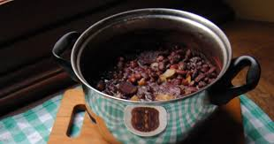 cuisiner des haricots rouges secs gâteaux en espagne caparrones les haricots rouges espagnols