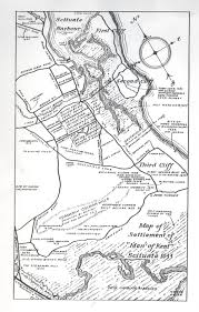 Massachusetts Town Map by Early Scituate Families U2014 Scituate Historical Society