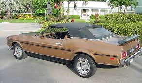 72 mustang convertible medium brown 1972 ford mustang convertible mustangattitude com