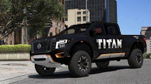 nissan titan 2018 nissan titan warrior 2017 add on replace livery extras
