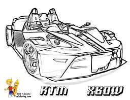 kid car drawing mega sports car coloring pages ktm x bow race car wow http