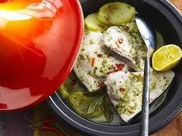 cuisine espadon espadon au citron et coriandre recettes femme actuelle