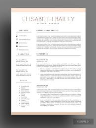 Best Designed Resumes Best 25 Best Cv Template Ideas On Pinterest Best Cv Layout