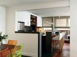 exemple de cuisine ouverte exemple cuisine ouverte cool simple la cuisine quipe noir et blanc