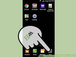 customize android how to customize your android s lock screen 10 steps