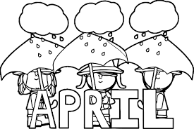 sobriety april coloring page wecoloringpage