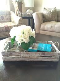 Round Trays For Coffee Tables - coffee table cute diy coffee table trays southern living tray