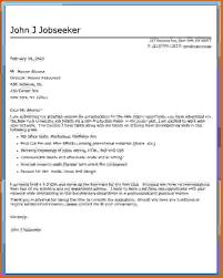 cover letter for film internship writing cover letter for
