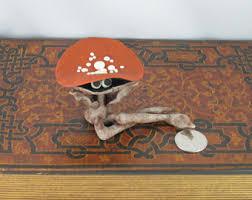 toadstool ornament etsy