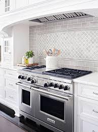 Modern Kitchen Tile Backsplash by 25 Best Stove Backsplash Ideas On Pinterest White Kitchen