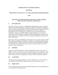 memorandum of understanding business partnership template 28
