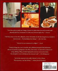 Barnes And Noble New Orleans Galatoire U0027s Cookbook Recipes And Family History From The Time