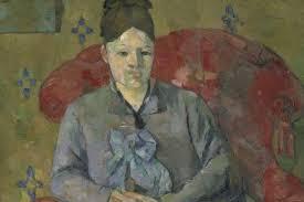Armchair Philosopher Cézanne Portraits Exhibition Review Amazing Show Makes The