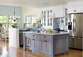 bright kitchens or by bright painted kitchen cabinets