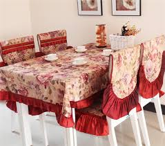 table and chair covers wonderfull design dining table covers gorgeous high quality