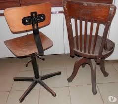 le de bureau ancienne wonderful chaise de bureau ancienne 11 photos vivastreet chaise