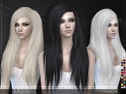 sims 4 hair cc the sims 4 hairstyles free downloads