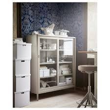 ikea kitchen cabinet sliding doors idåsen cabinet with sliding glass doors beige 47 1 4x55 1