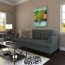 Microfiber Contemporary Sofa Microfiber Contemporary Sofas Couches U0026 Loveseats Shop The