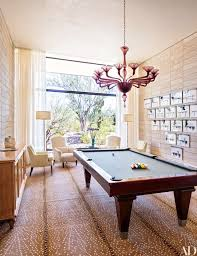 pool table wall art 14 wall art ideas to energize your home photos architectural digest