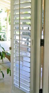 roller shades french doors door decoration
