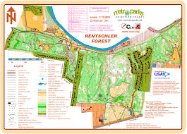 Miami Area Map by U S Interscholastic Orienteering Championships Information 2016
