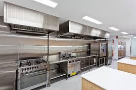 comfy commercial kitchen design on industrial kitchen design home
