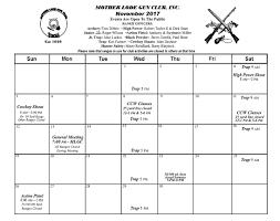 mother lode gun club