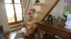 limon d escalier en bois escalier en frêne de fil et bois d u0027olivier avec limon central