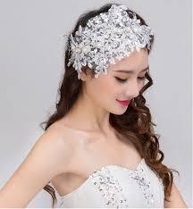 hair decoration aliexpress buy bridal wedding hair decoration handmade lace
