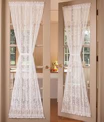 french door curtains lace selection door designs plans door
