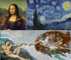 the most famous paintings 10 most famous paintings in the world insan ve sanat