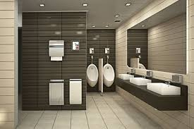 Office Bathroom Designs Office Bathroom Design With Good - Commercial bathroom design ideas