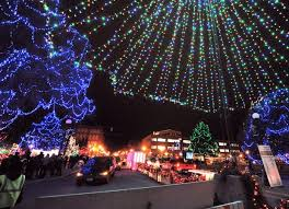 rotary lights la crosse rotary lights reveals new attractions for this year local