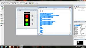 traffic light program in vb 6 0