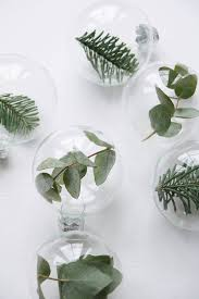 Clear Glass Christmas Ornaments To Decorate by Best 25 Clear Ornaments Ideas On Pinterest Clear Christmas