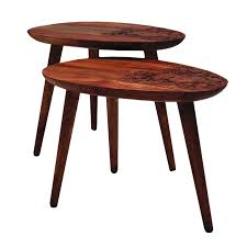 wood nesting coffee table nesting end tables nesting coffee table amazon wood nesting coffee