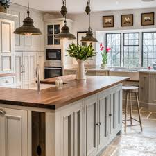 kitchen cabinet colors with butcher block countertops 75 beautiful kitchen with wood countertops pictures ideas