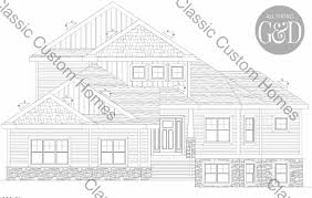 new home construction plans atg u0026d dream home exterior inspiration all things g u0026d