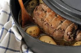 cuisine roti de veau recette rôti de veau en cocotte