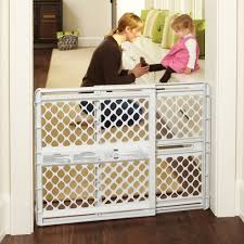 Munchkin Gate North States Supergate Classic Gray Easy Use Baby Gate 26 U0027 U0027 42