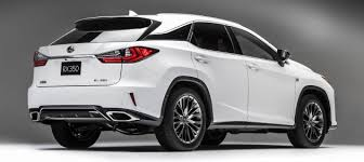 lexus suv malaysia lexus rx 450h and rx 350 f sport debut at nyias