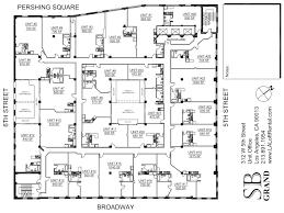 grand floor plans sb grand dtla managementdtla management