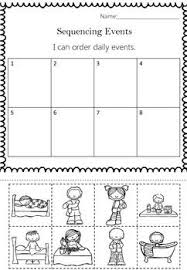 19 best sequencing events images on pinterest sequencing events