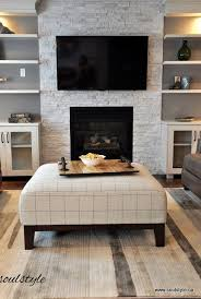 stone wall fireplace fire place stone wall best 25 fireplace feature wall ideas on