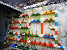 How To Make Vertical Garden Wall - a diy vertical garden milkwood permaculture courses skills