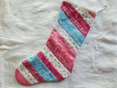 save 30 quilted christmas stocking brights 2 quilted